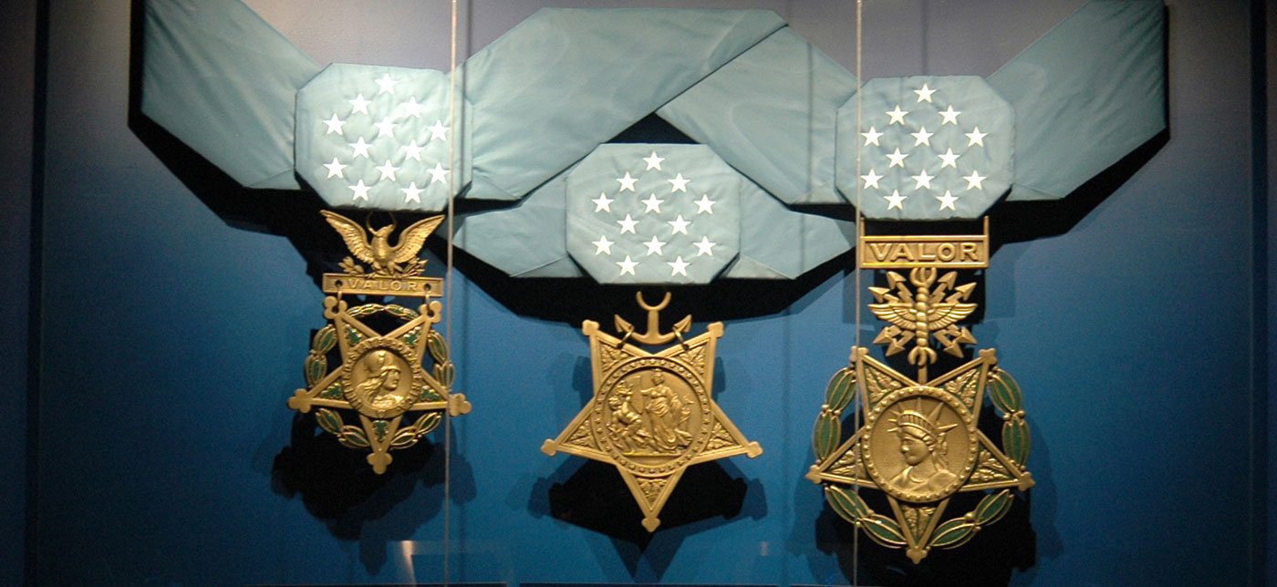 congressional medal of honor The medal of honor is the military's highest award for combat valor and the most   to earn the medal, which is awarded in the name of congress, a us service.