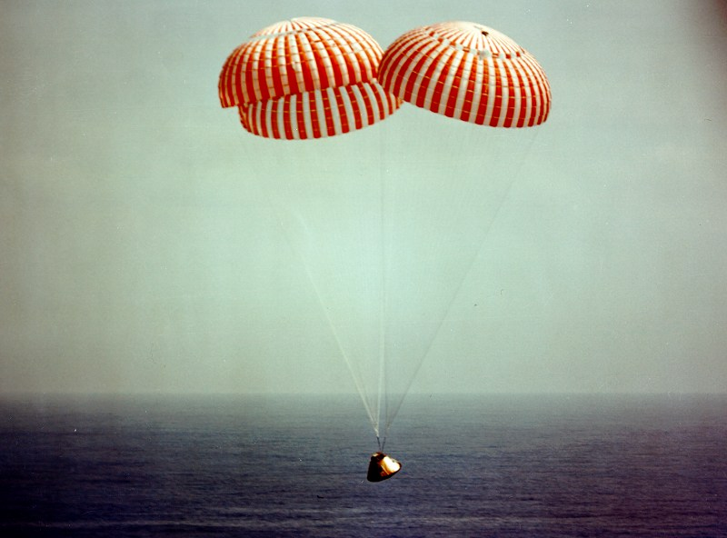 Image result for apollo 8 splashdown images