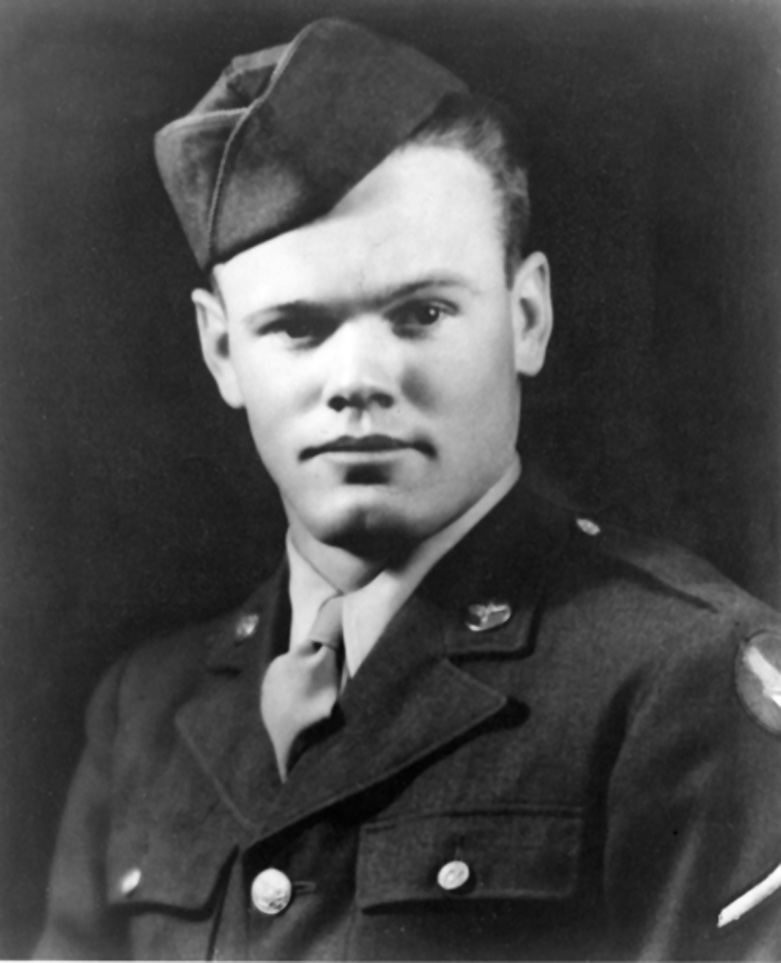 "Master Sgt. Henry ""Red"" Erwin (1921-2002), Medal of Honor recipient."