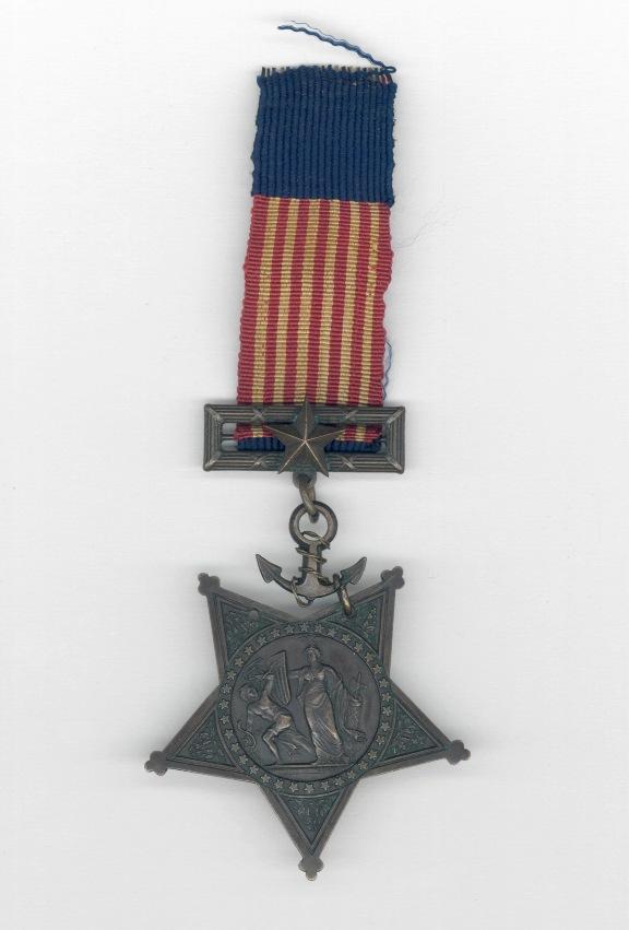 1863 medal of Thomas Jenkins.