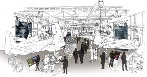 hangar bay