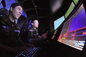 Patriots Point's New Flight Simulators