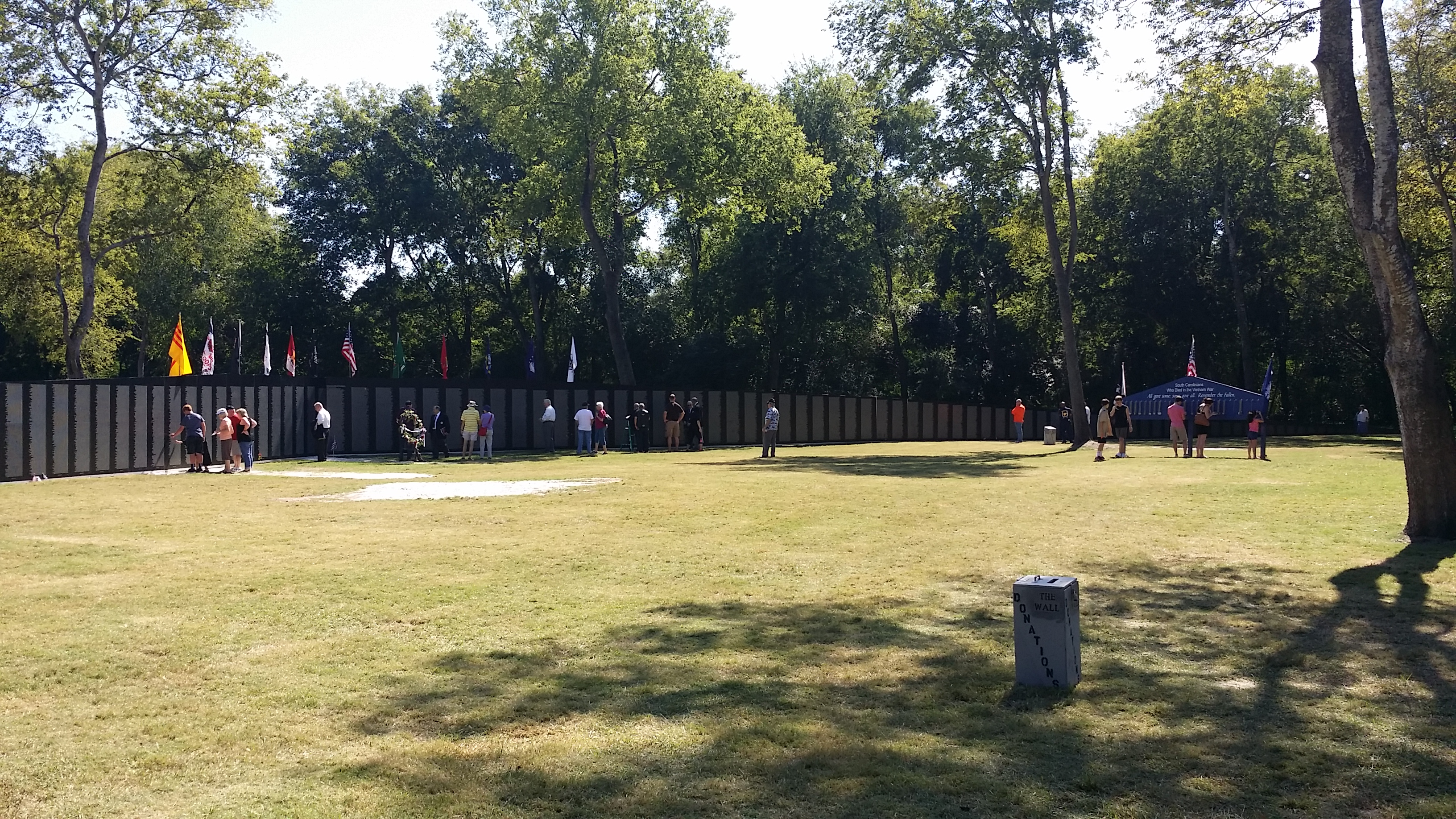 Traveling Vietnam Memorial Wall Leaves Lasting Impression at ...