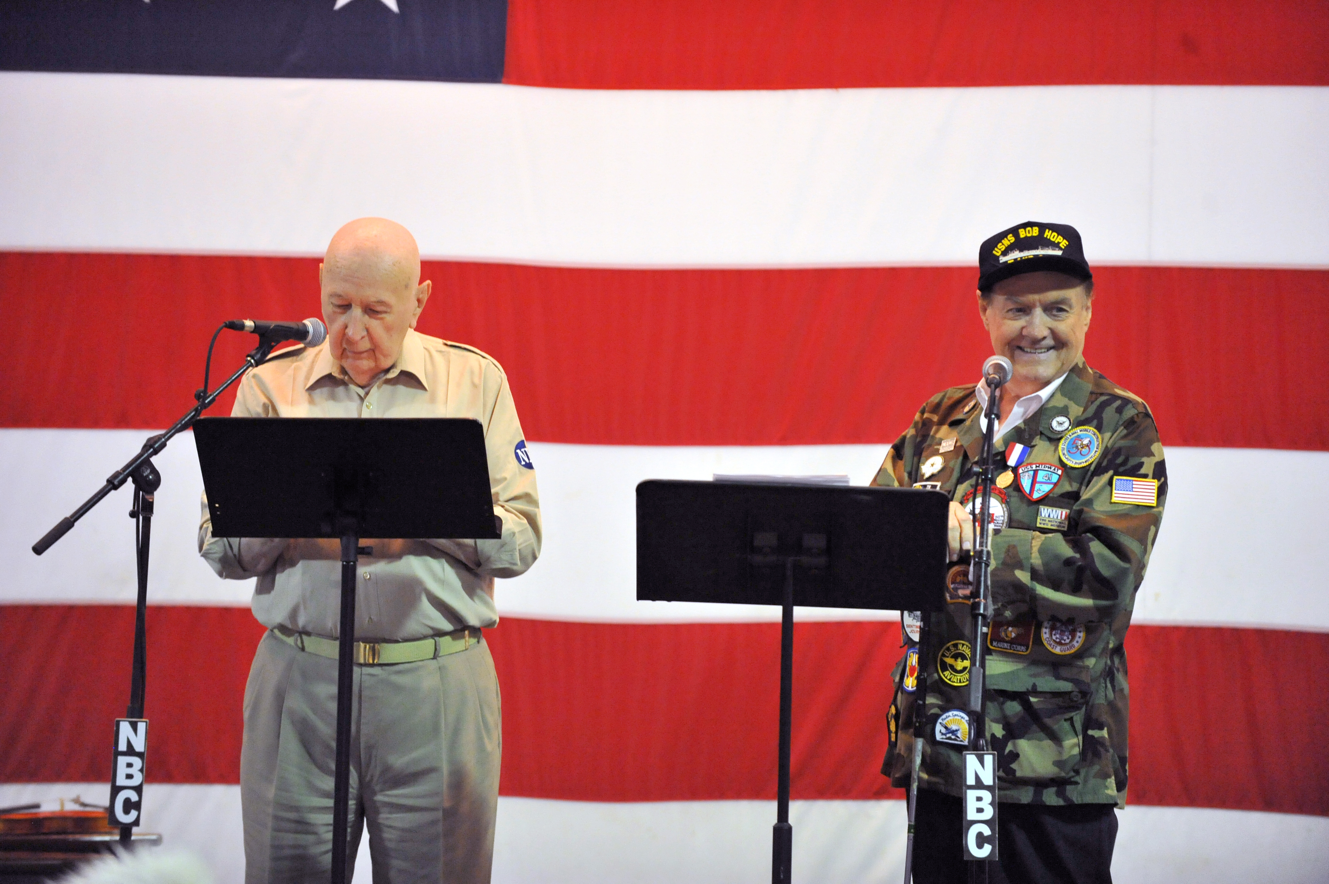 former shipmates enjoy 66th annual uss yorktown cv-10 association reunion