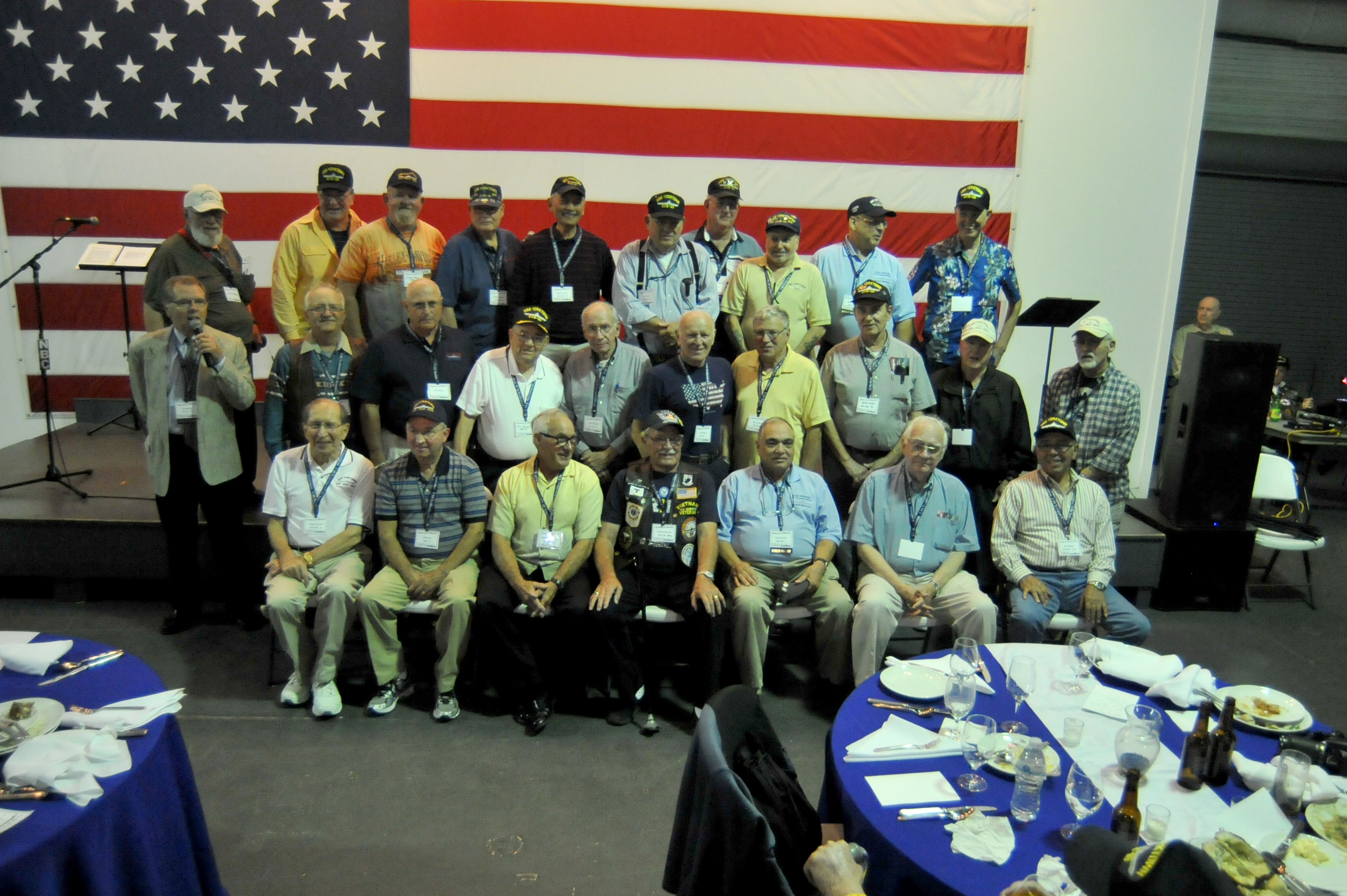 uss yorktown association 66th reunion