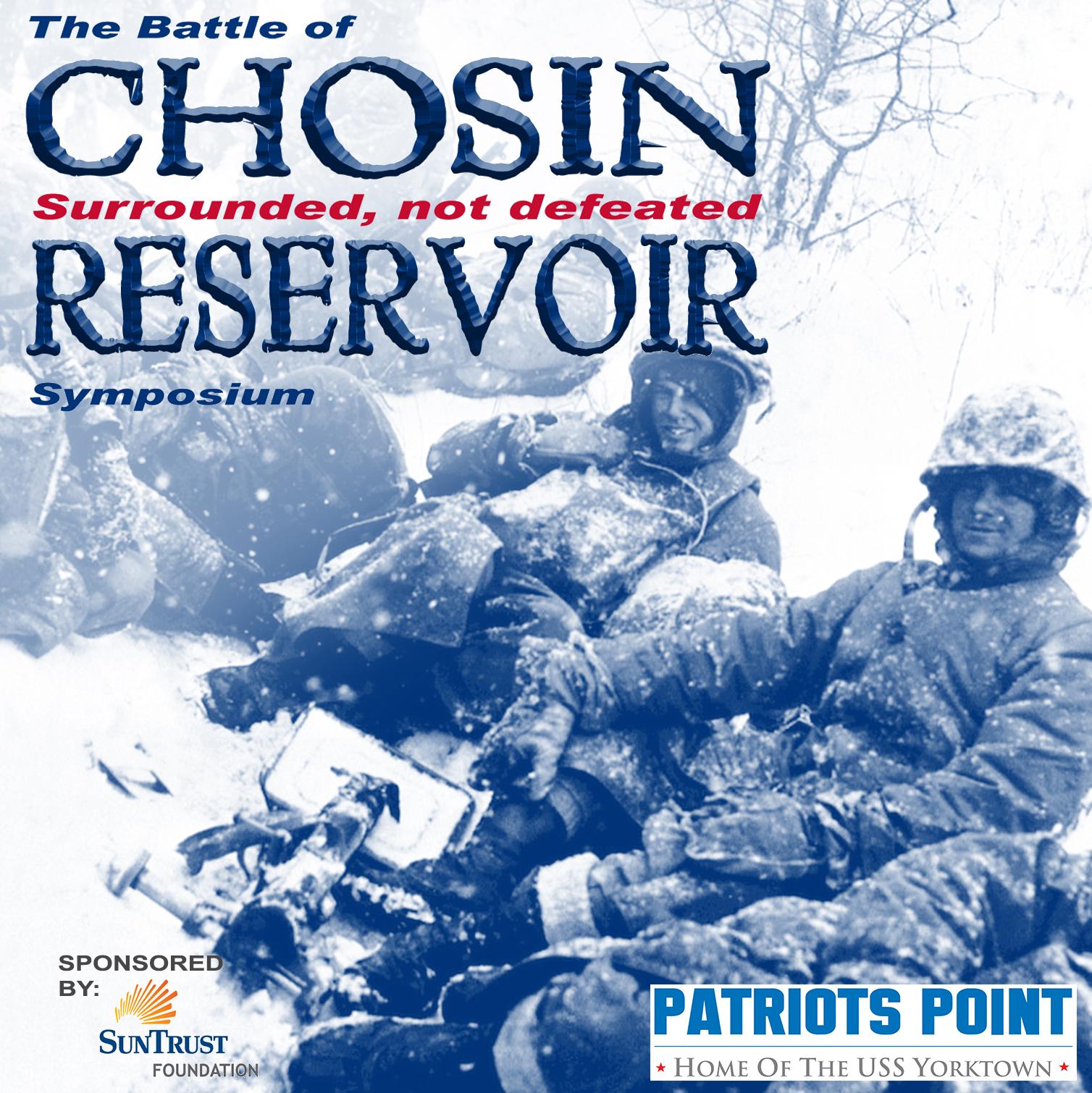 Battle Of Chosin Reservoir Korean War Symposium Patriots Point