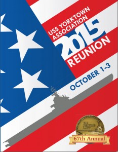 USS Yorktown Association Reunion 2015