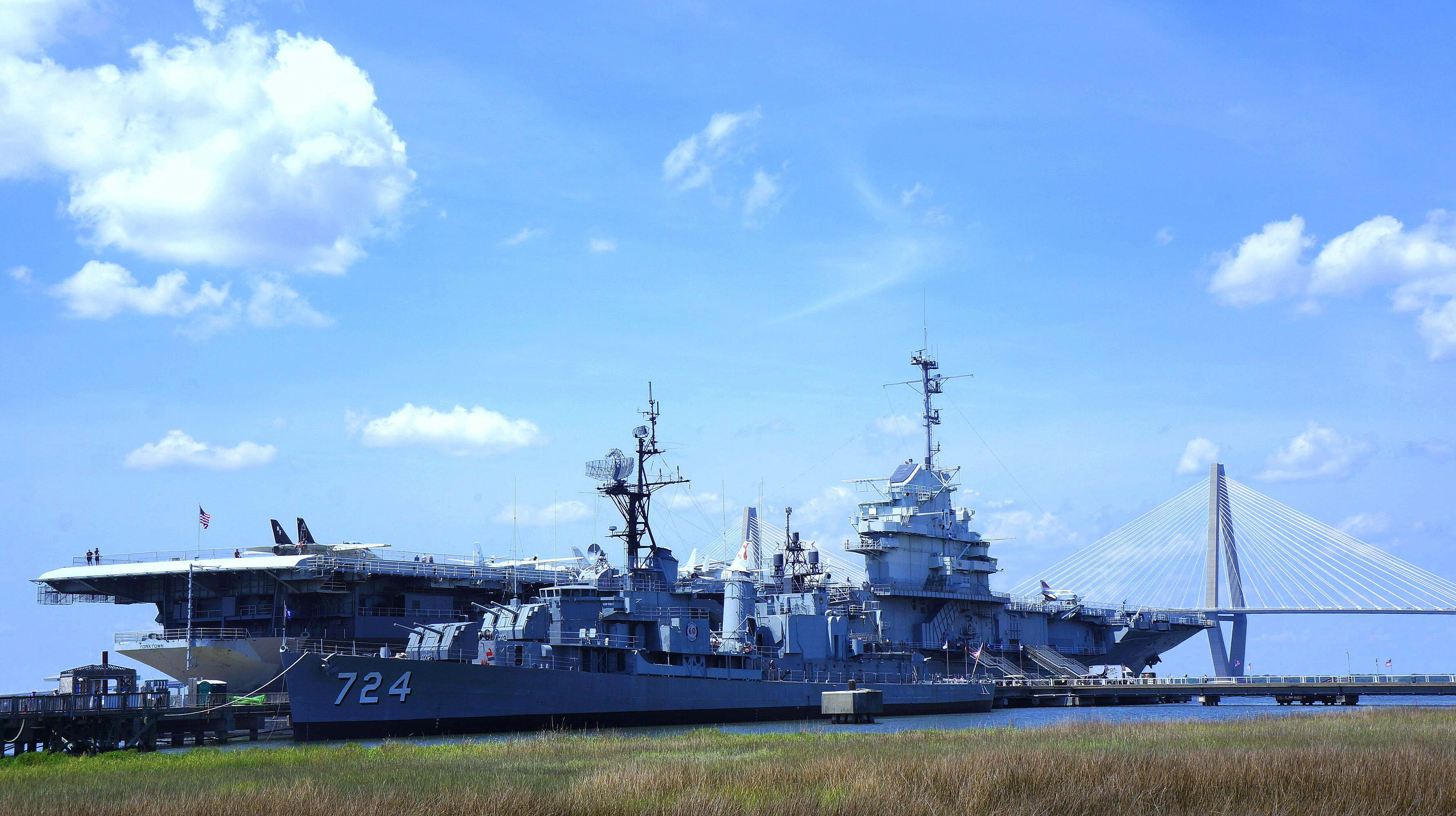 Vote for the USS Yorkt...