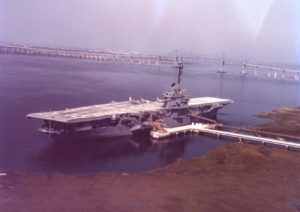 Yorktown opened as a museum in January of 1976. Tickets were $2.