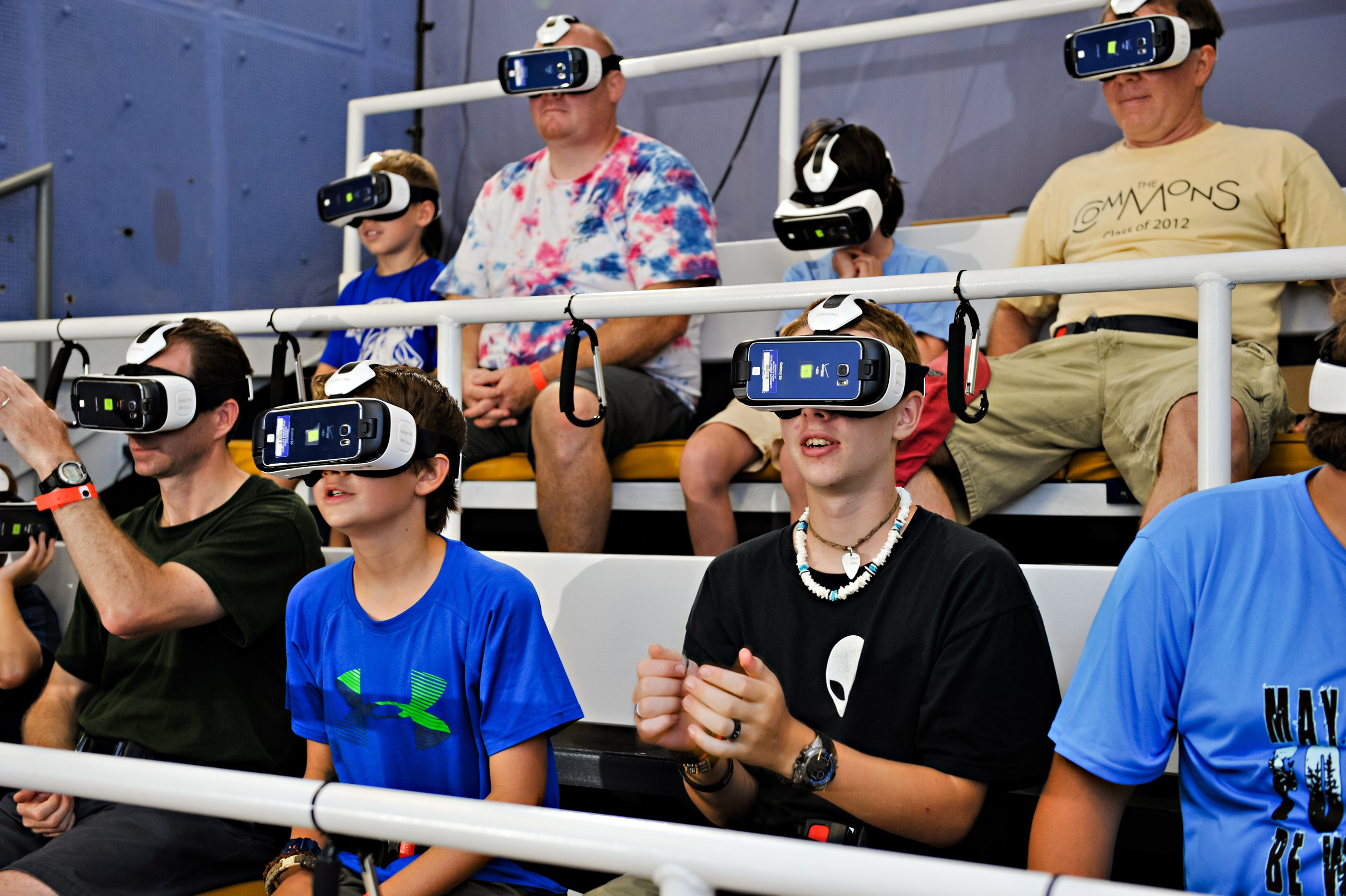 Patriots Point Launches New Shared Virtual Reality Space ...