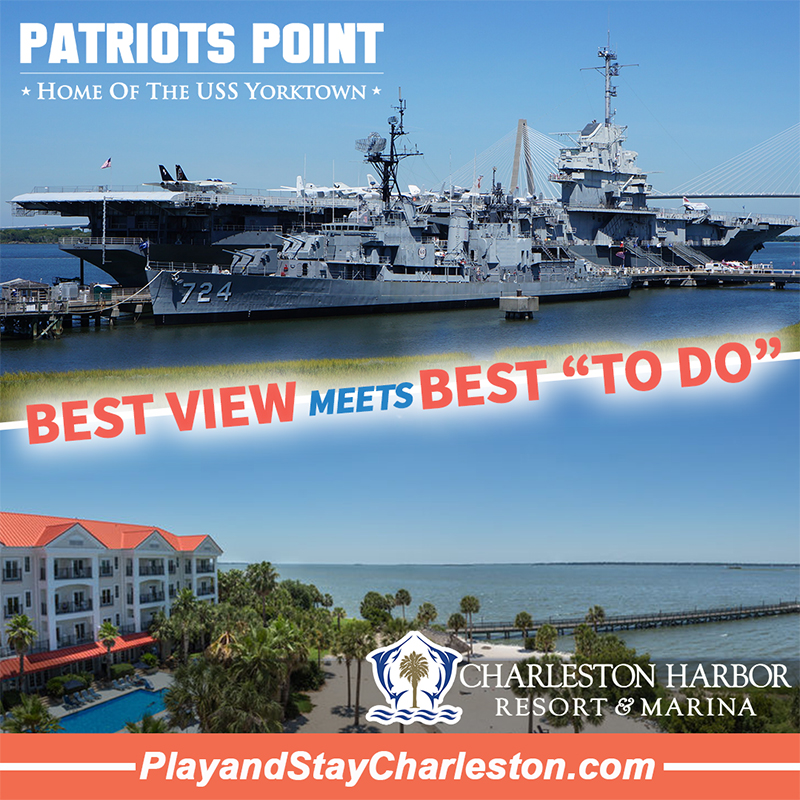 Patriots Point And Charleston Harbor Resort To Offer Joint Discount