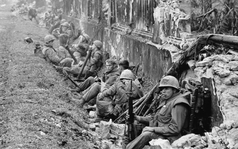 a history of the vietnam war and americas possible victory The notion of a vietnam syndrome presupposes a view of the war which,  and  this interpretation badly distorts the origins and nature of the war  may have  exaggerated the possible consequences of a communist victory.