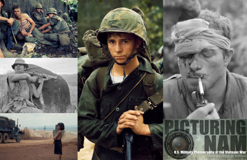 Picturing Nam: U S  Military Photography of the Vietnam War